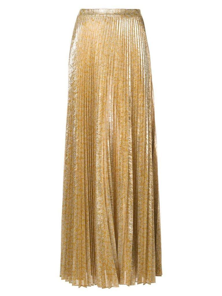Alexis Luxor skirt - Gold
