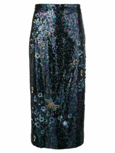 Erdem sequined skirt - Black