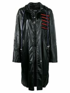 Diesel G-Elin parka coat - Black