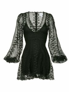 Alice Mccall Dark Lady dress - Black
