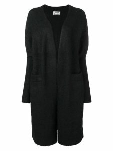 Acne Studios Raya kimono sleeve cardigan - Black