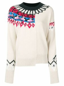 Dorothee Schumacher Cozy Moments jumper - White