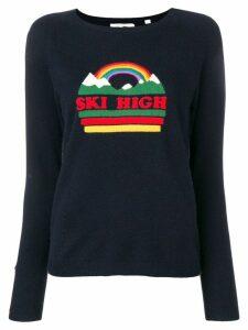 Chinti & Parker Ski High jumper - Blue