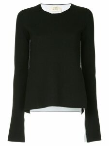 Ports 1961 turtle neck sweater - Black