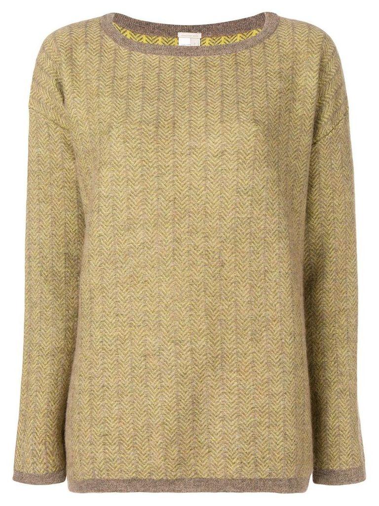 Massimo Alba striped sweater - Neutrals