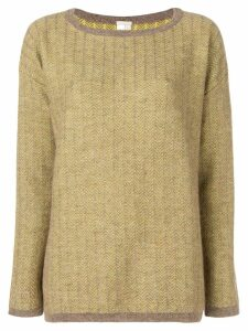 Massimo Alba striped sweater - Neutrals