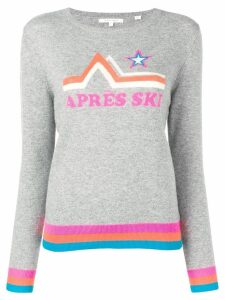 Chinti & Parker Après Ski knitted sweatshirt - Grey