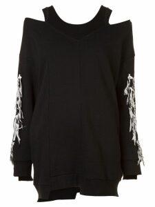 Haculla The Edge sweatshirt - Black