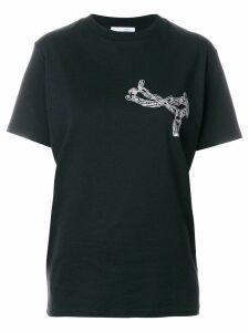 1017 ALYX 9SM chain print T-shirt - Black