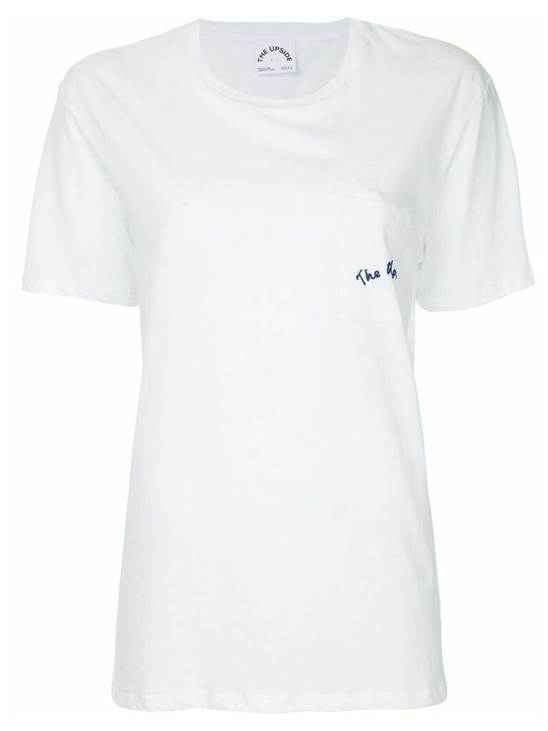 The Upside short sleeved T-shirt - White