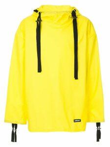 Ambush drawstring hoodie - Yellow
