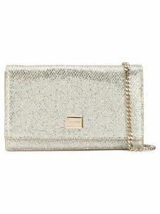 Jimmy Choo Lizzie mini bag - Neutrals