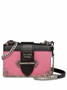 Prada Cahier shoulder bag - Pink