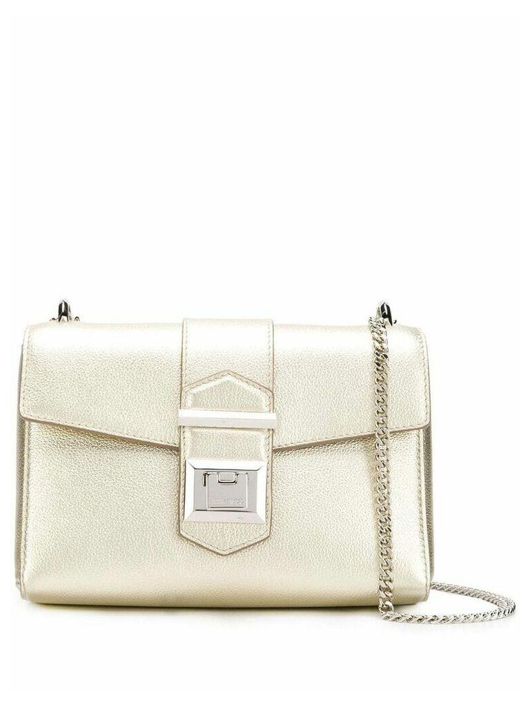 Jimmy Choo Marianne shoulder bag - Gold