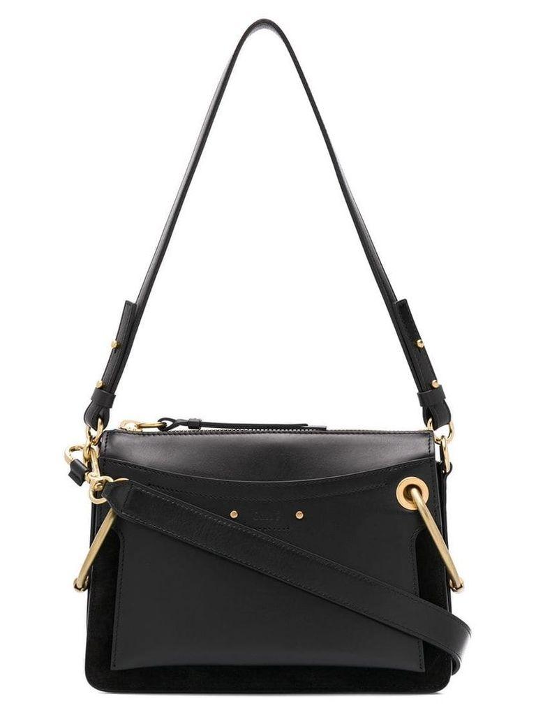 Chloé Roy medium shoulder bag - Black