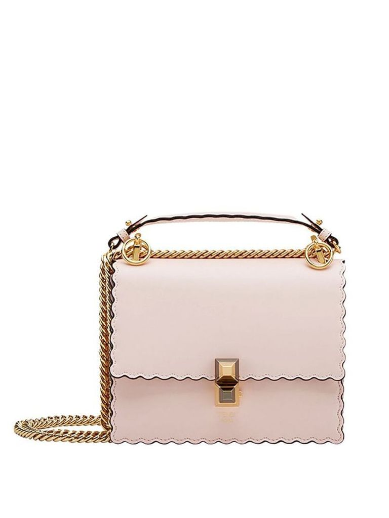 Fendi Kan I small shoulder bag - Pink