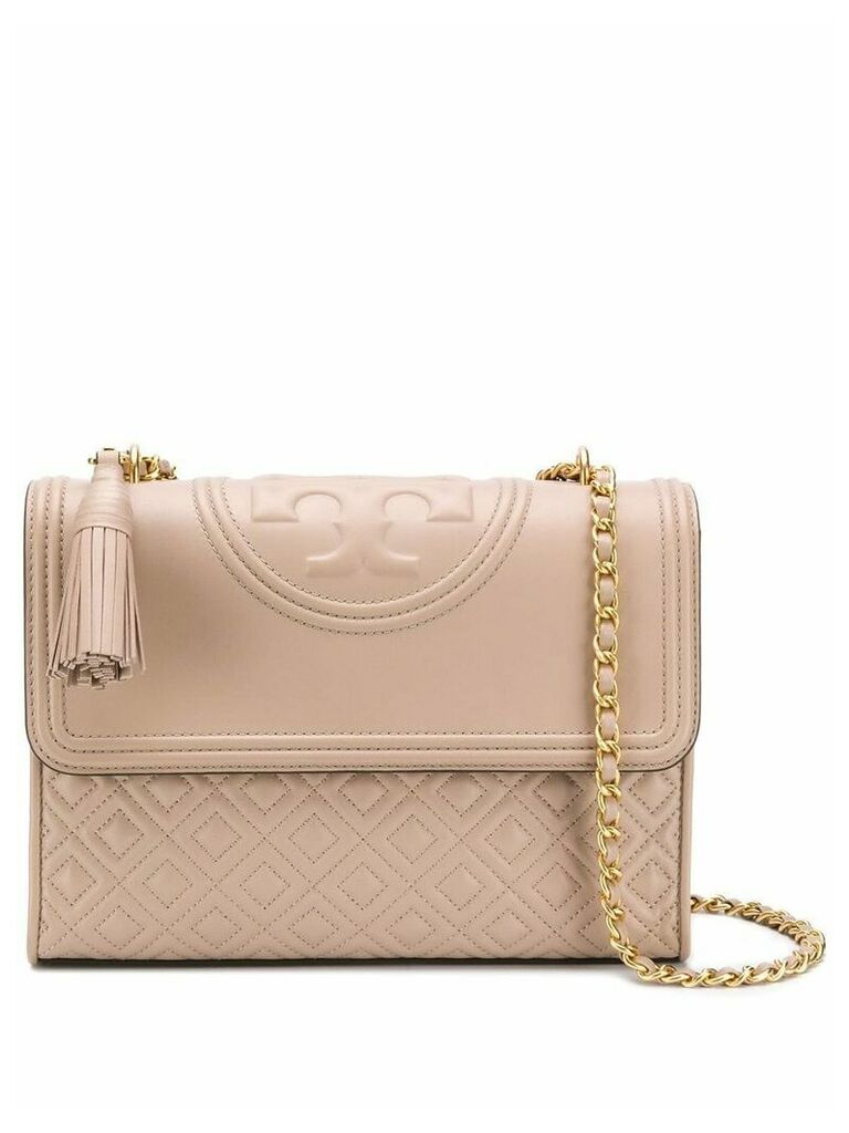 Tory Burch Fleming shoulder bag - Neutrals