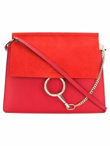 Chloé Faye shoulder bag - Red