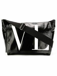 Valentino Valentino Garavani VLTN shoulder bag - Black