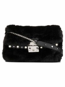 Furla Metropolis Nuvola shoulder bag - Black