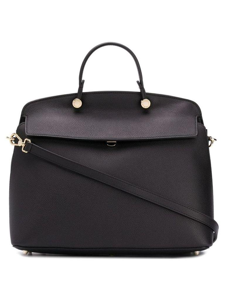 Furla My Piper tote bag - Black