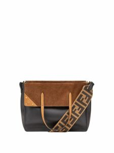 Fendi Flip tote bag - Black