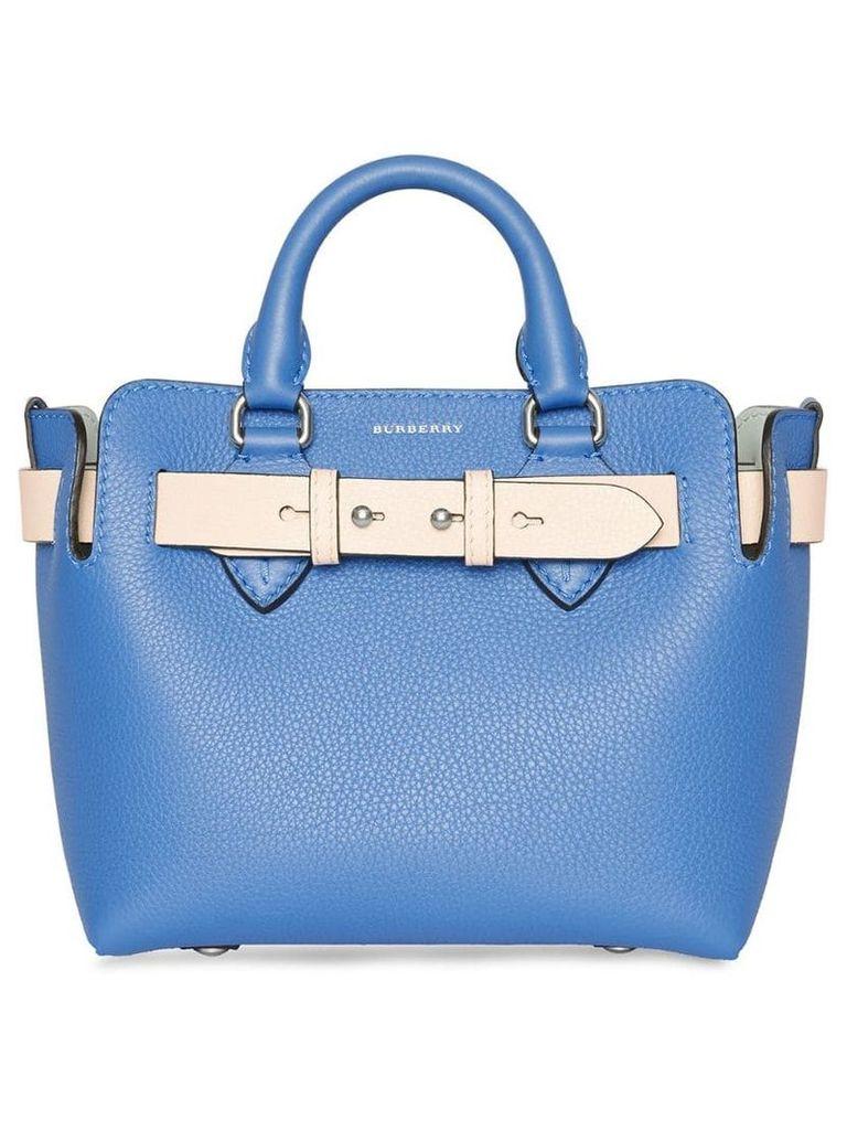 Burberry mini belt bag - Blue