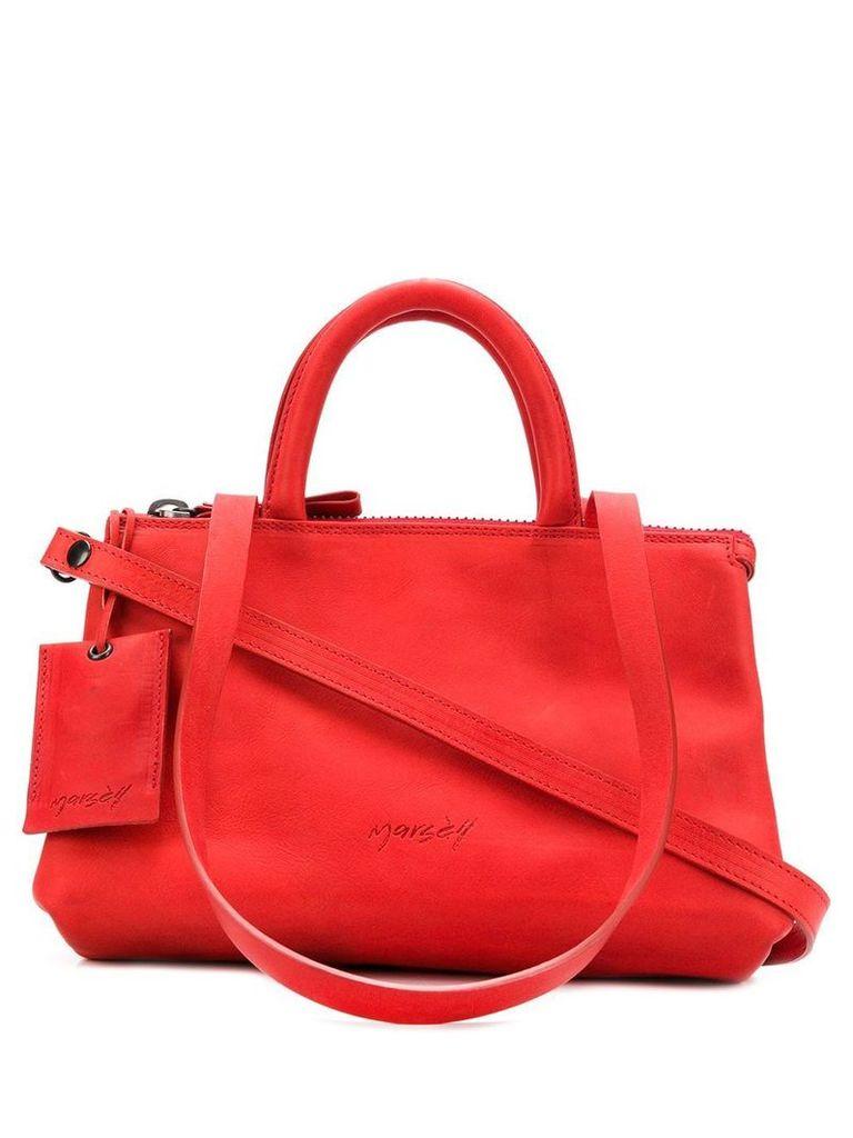 Marsèll mini Orrizzontale shoulder bag - Red