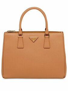 Prada Galleria Bag - Brown