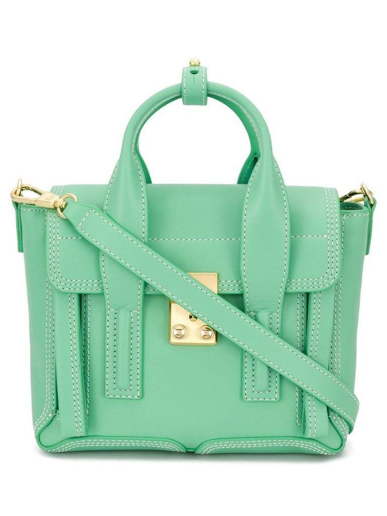 3.1 Phillip Lim Pashli satchel - Green