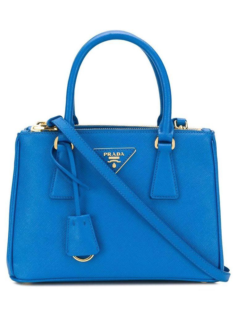 Prada Galleria tote bag - Blue