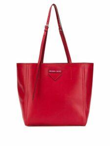 Prada classic tote - Red