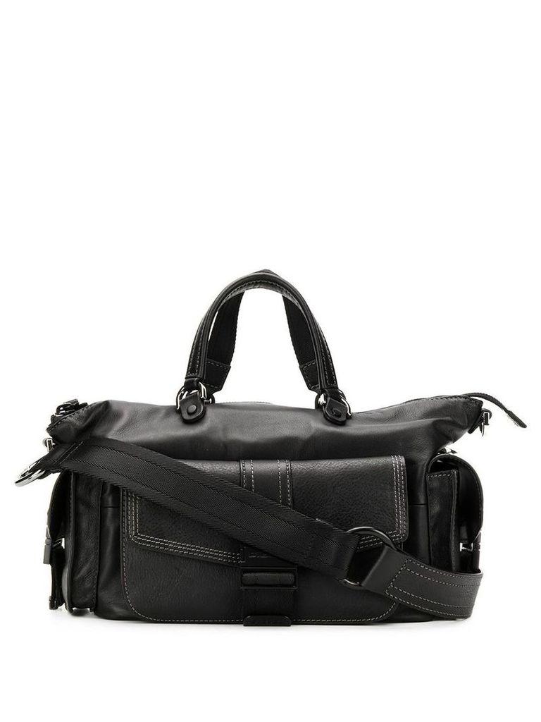 Diesel Miss-Match M satchel - Black