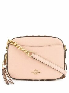 Coach camera bag with crystal rivets - Pink