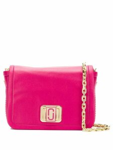 Marc Jacobs chain-strap crossbody bag - Pink