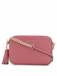 Michael Michael Kors Ginny medium crossbody bag - Pink