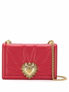 Dolce & Gabbana large Devotion crossbody bag - Red