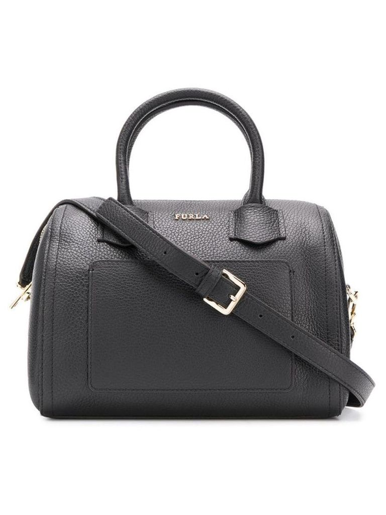 Furla Alba small satchel bag - Black