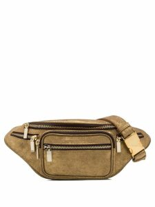 Manokhi metallic belt bag - Gold
