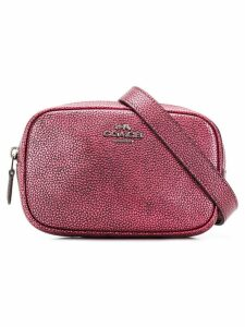 Coach metallic belt bag - Pink