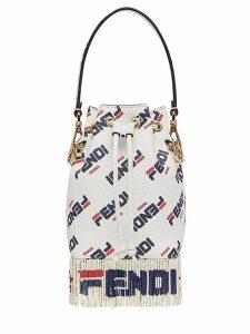 Fendi FendiMania Mon Tresor bag - White