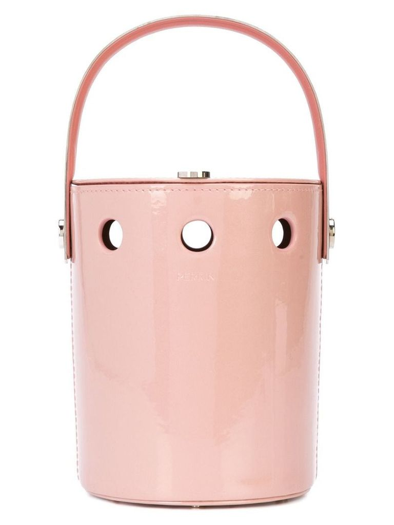Perrin Paris Le Mini Seau bucket bag - Pink