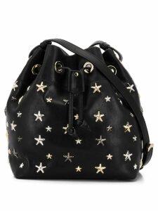 Jimmy Choo Juno bucket bag - Black