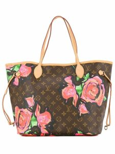 Louis Vuitton Pre-Owned Neverfull MM tote bag - Brown