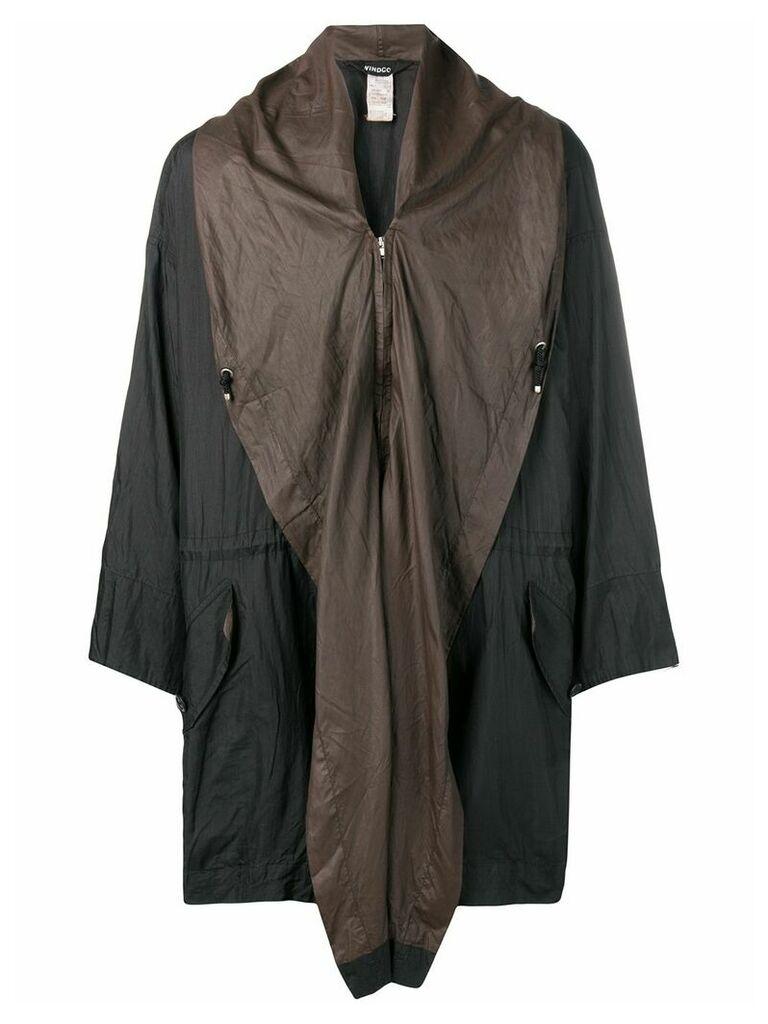 Issey Miyake Vintage 1990's windcoat - Brown