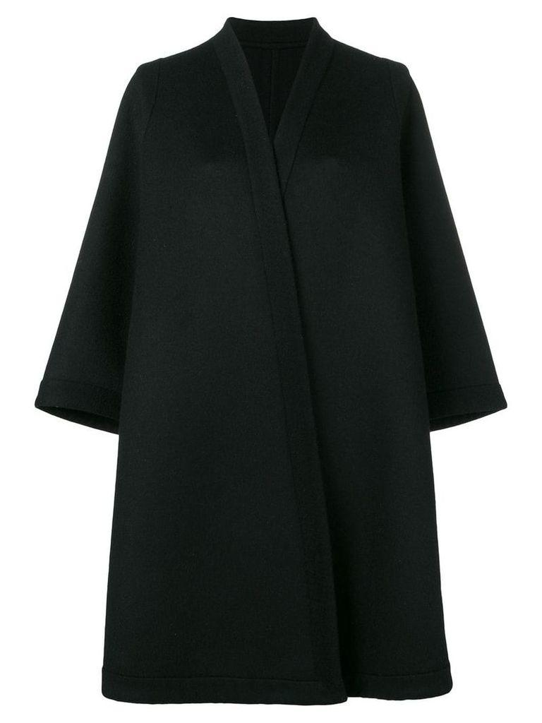 A.N.G.E.L.O. Vintage Cult wrap coat - Black