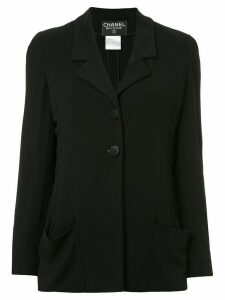 Chanel Pre-Owned classic blazer - Black