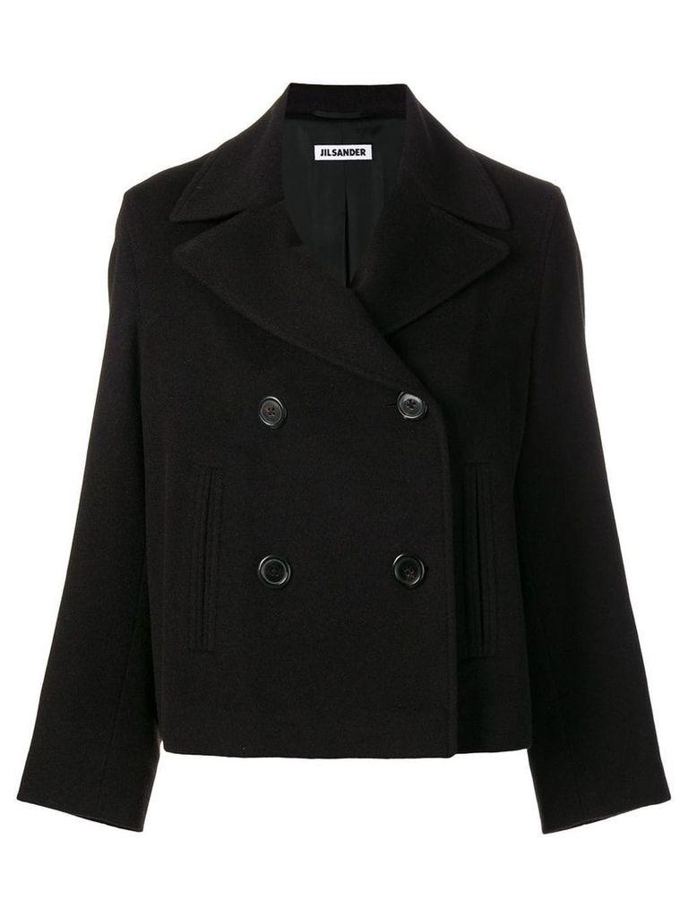 Jil Sander Vintage 1990's double breasted jacket - Brown
