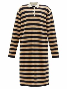 Valentino - Rockstud Leather Tote Bag - Womens - Nude