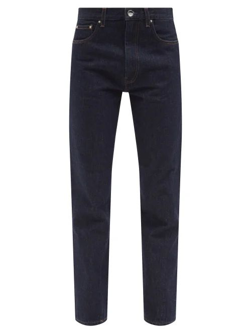 Le Sirenuse, Positano - Penny Aretusa Print Cotton Shirt - Womens - Light Blue